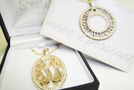 Sorella Jewelry Pendant