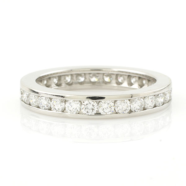 Custom Diamond Eternity Band